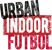 Urban Indoor Futbol Logo. Smaller. Previously Urban Soccer Five