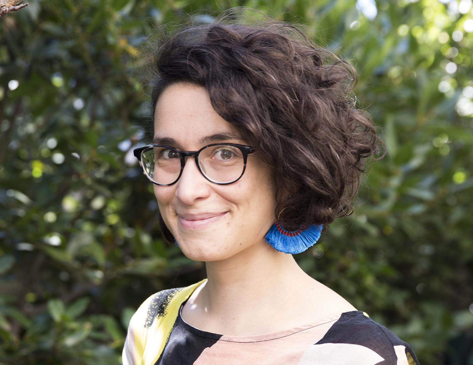 Amandine Thomas, illustrator and design