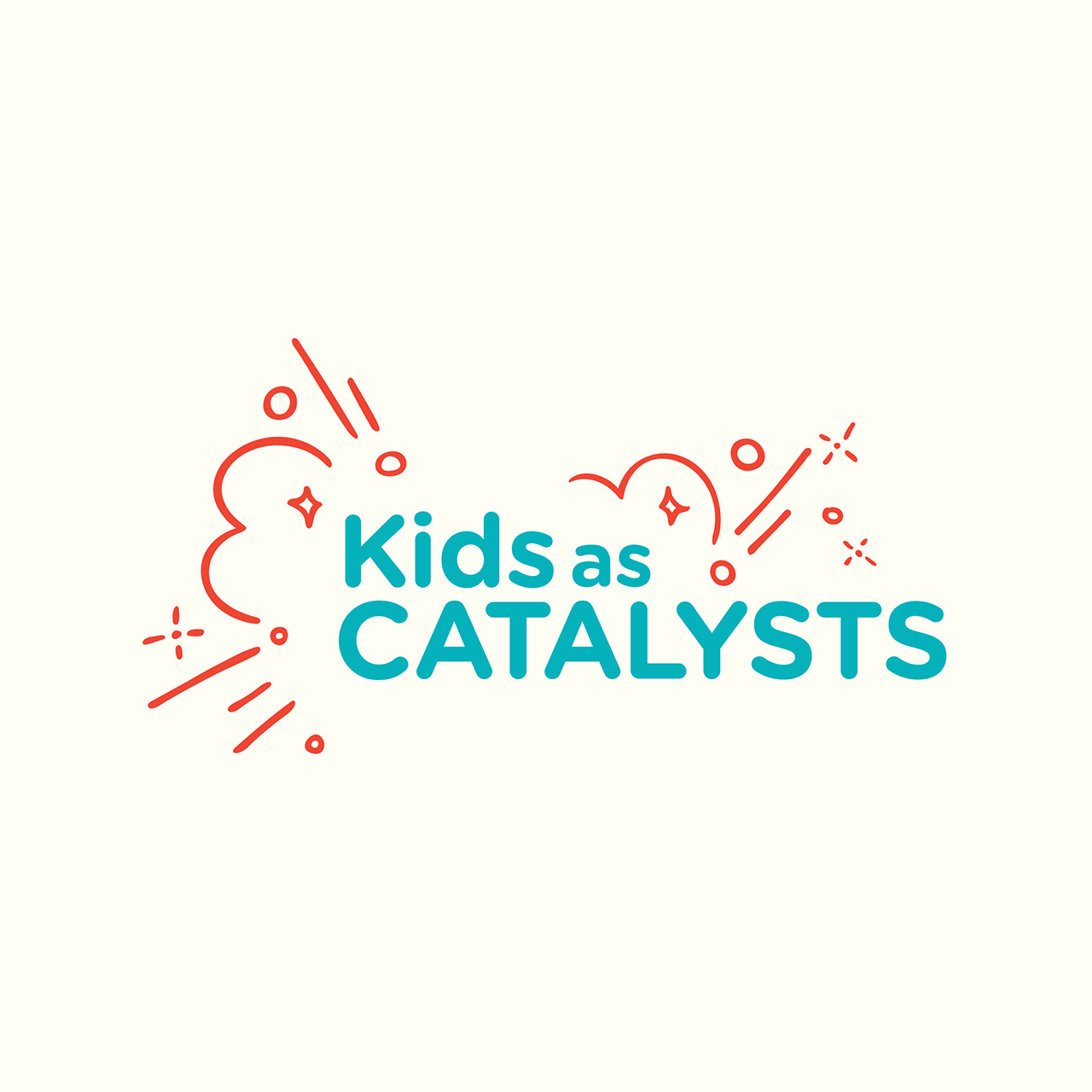 Kids as catalysts logo without tagline