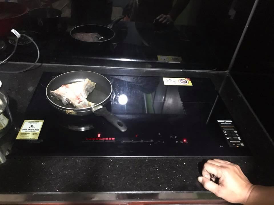 Bếp từ âm đôi nhập khẩu Munchen GM-6839