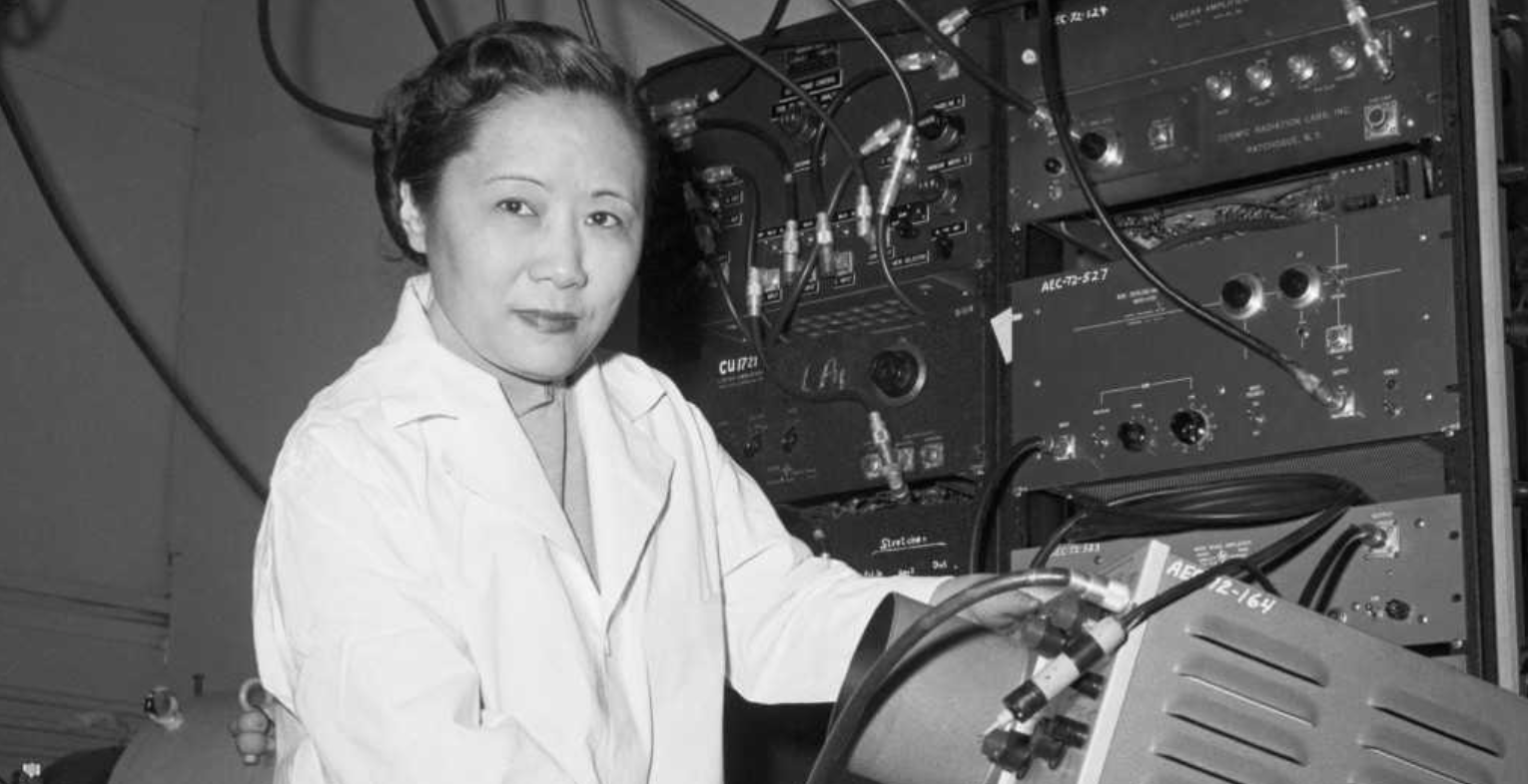 Chien-Shiung Wu was one of the most influential nuclear physicists of the 20th century.