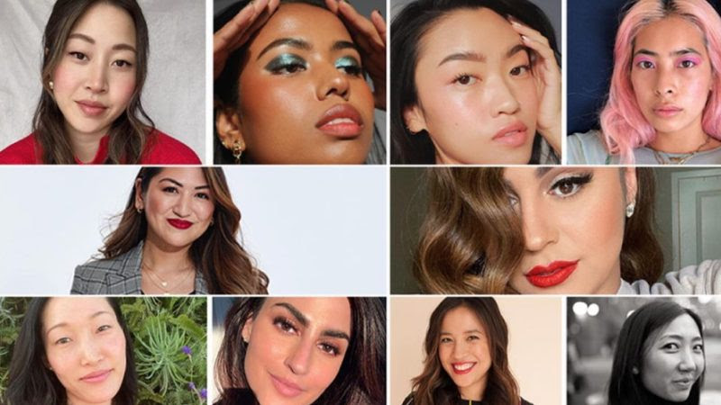 Representation, Pride And Self-Love: These Are The Stories Of 23 Asian American Editors And Influencers.