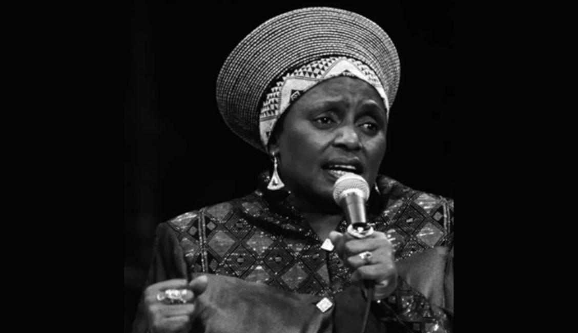 Miriam Makeba, aka 'Mama Africa'
