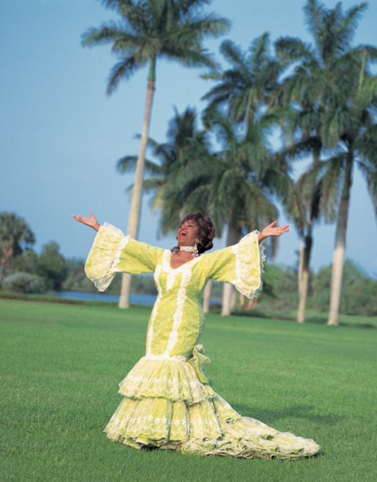 Celia Cruz the Queen of Salsa