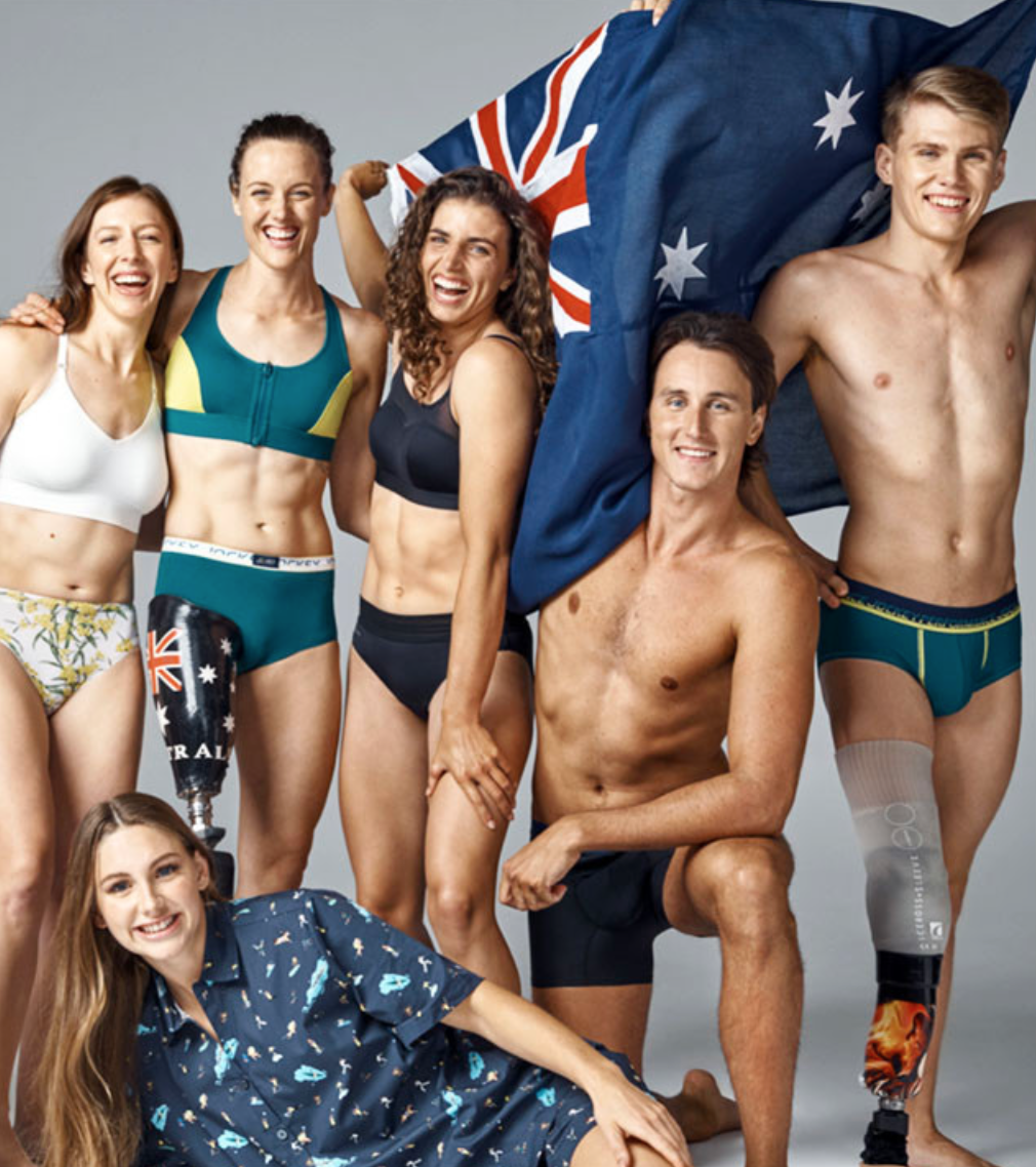 Meanwhile In Australia, Liz Cambage Is Calling Out Lack Of Racial Diversity In Photo Shoots Of the Australian Olympic Team
