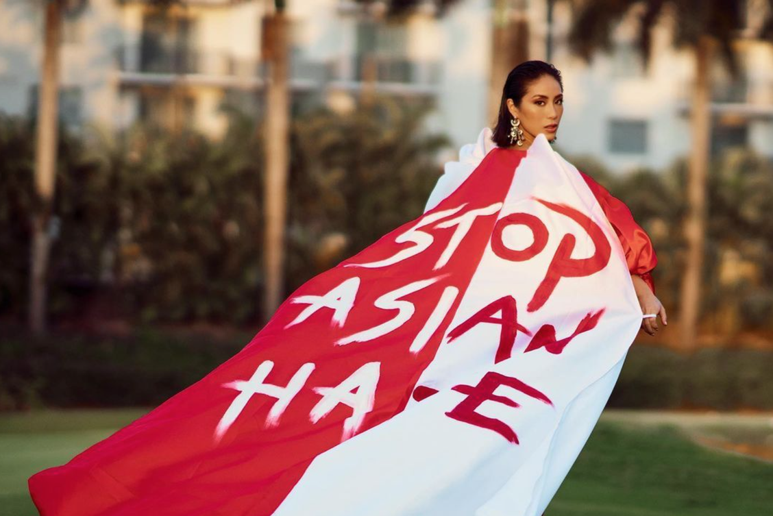 Miss Singapore's Powerful Costume And AAPI Heritage Month