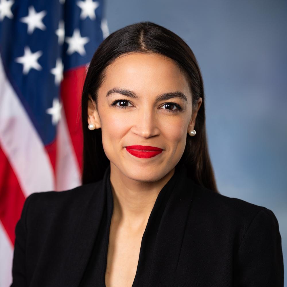 Alexandria Ocasio-Cortez Profile Picture