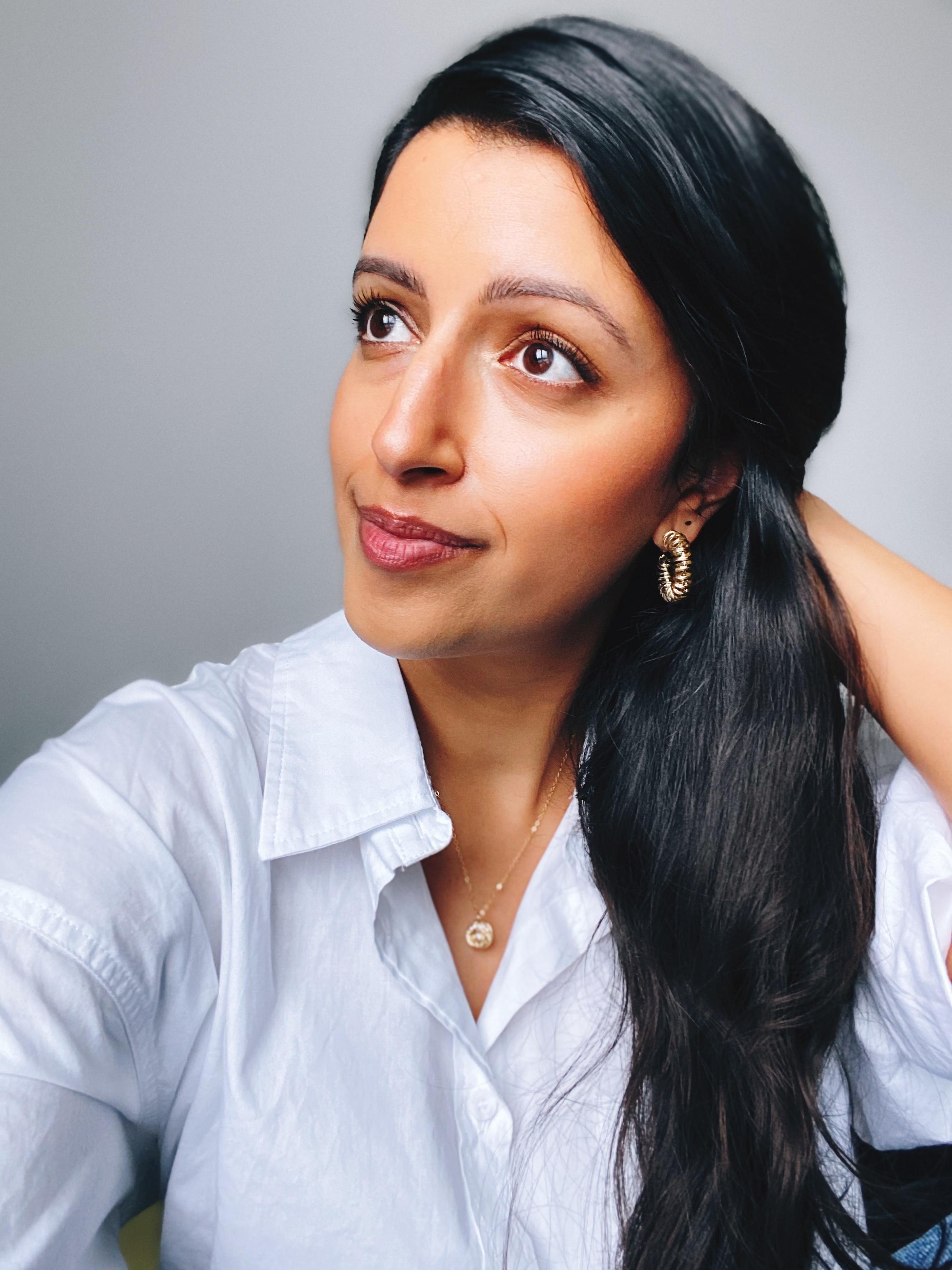 Shilpa Bhim - BIPOC Female Founder of Glowreel - Indian New Zealand Woman of Colour