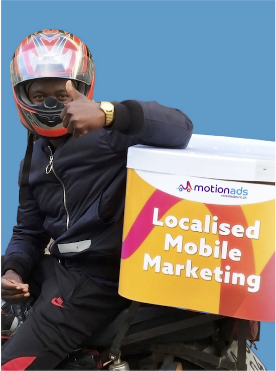 Motionads outdoor advertising