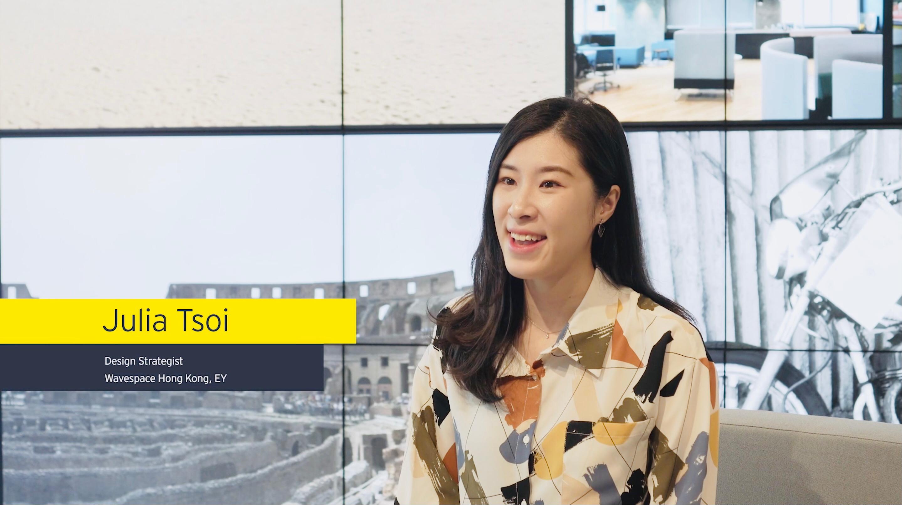 Julia Tsoi | Design Strategist