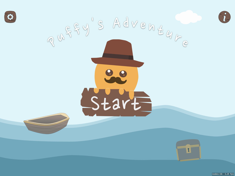 Puffy App Demo Image