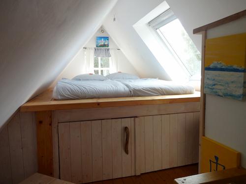 Nordseerose Schlafzimmer
