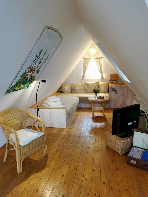 WOhnzimmer Nordseerose