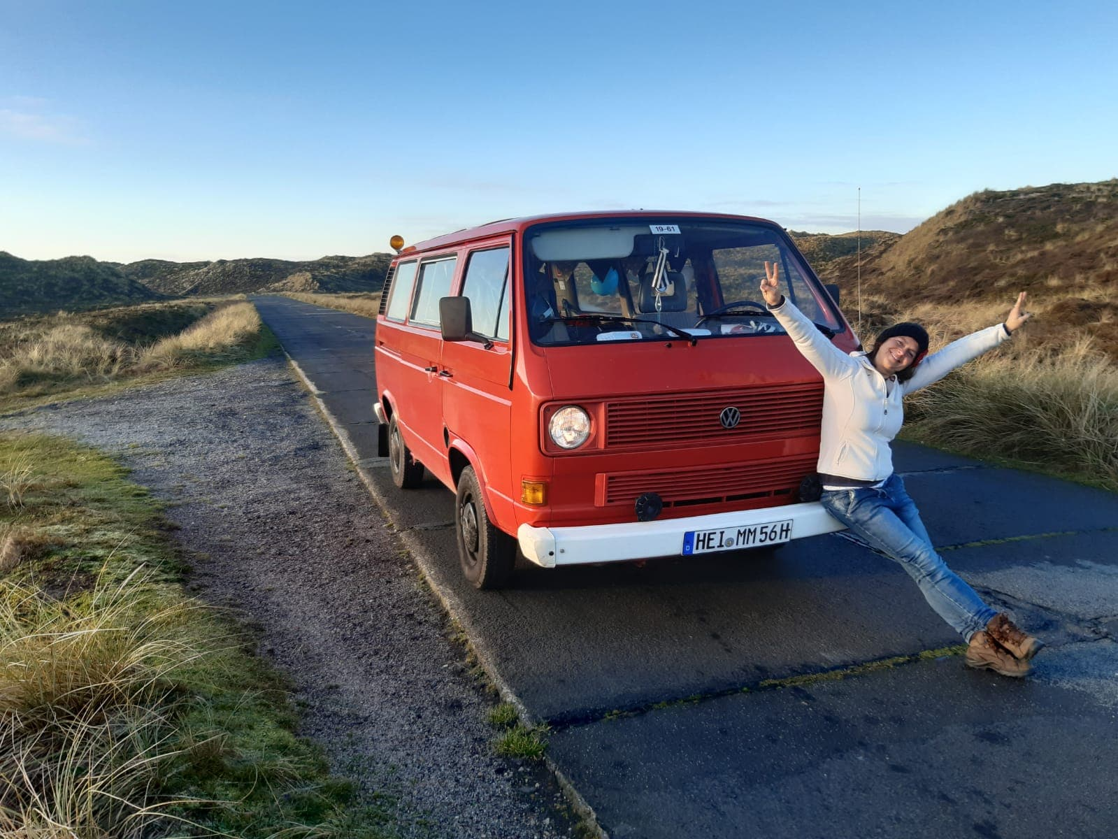 Van-Life im schönen Norden