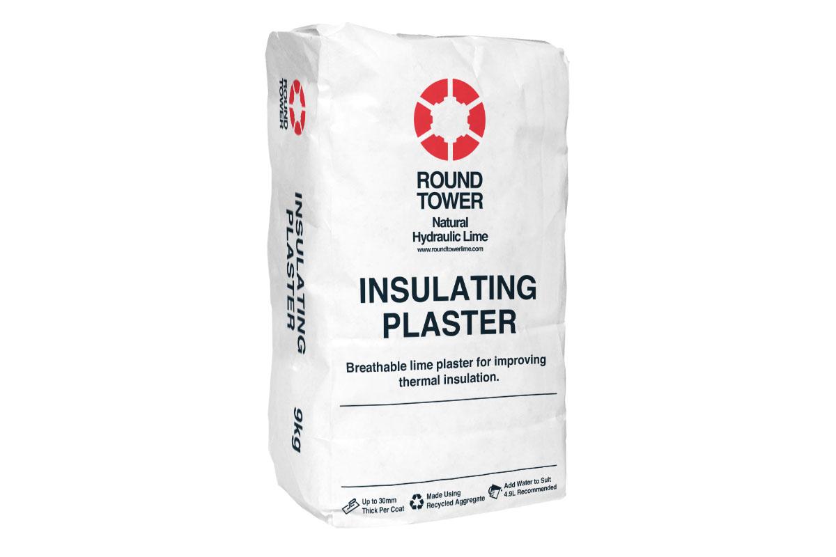 Roundtower Insulating Plaster