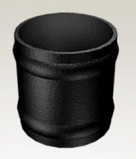 Heritage Range Cast Collar Circular Rainwater Pipes – Collar Plain