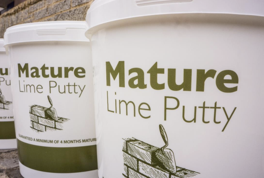 High Calcium Lime Putty