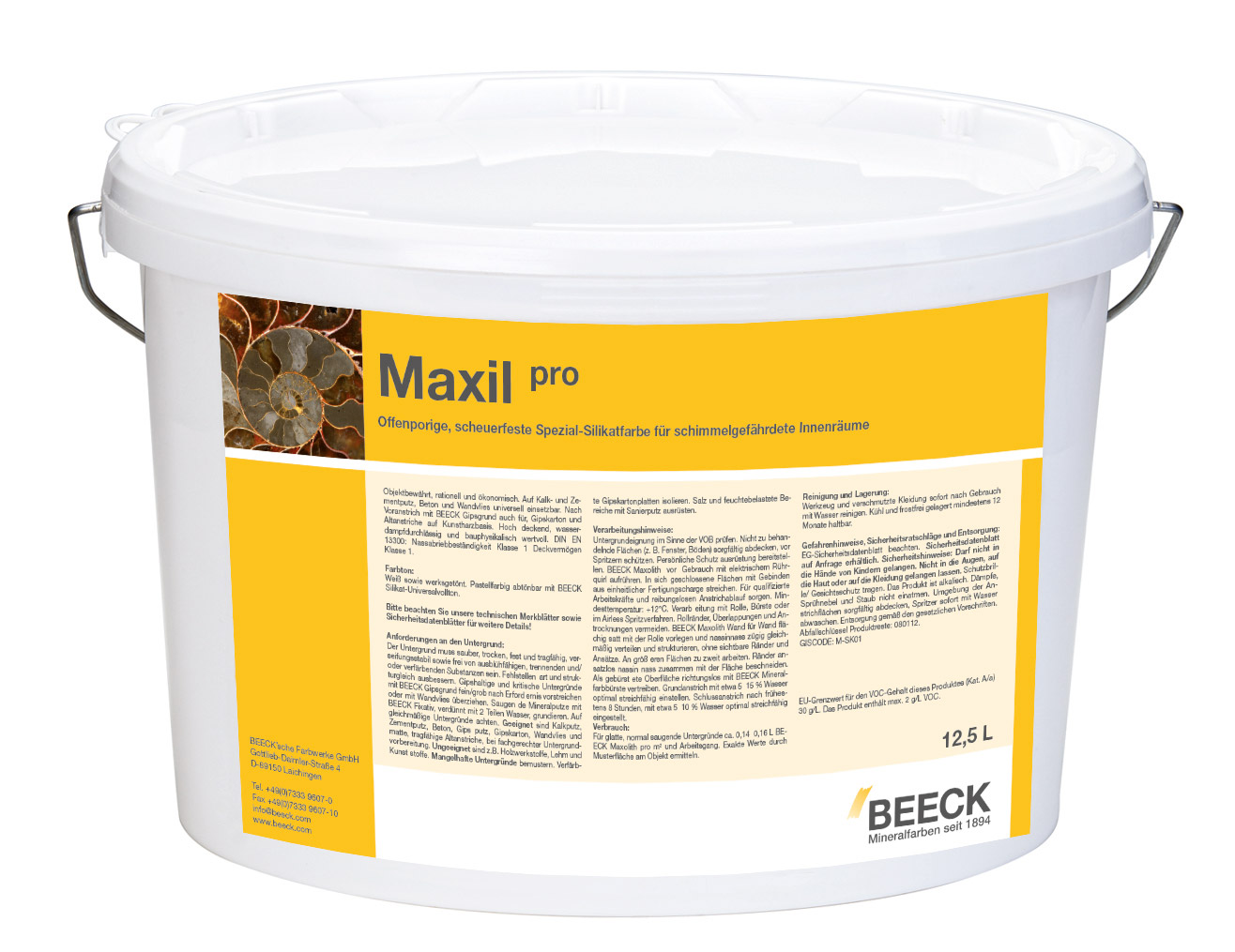 Beeck Maxil Pro (5L)