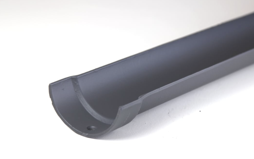 Hargreaves Cast Iron Half Round Gutter
