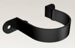Heritage Range Cast Collar Circular Rainwater Pipes – Flush Fit
