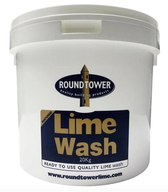 Lime Wash