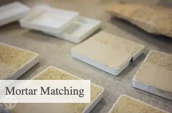 Mortar Matching