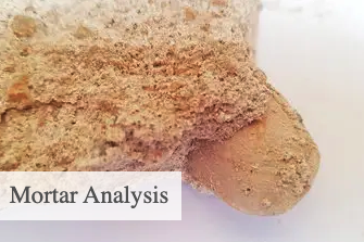 Mortar Analysis