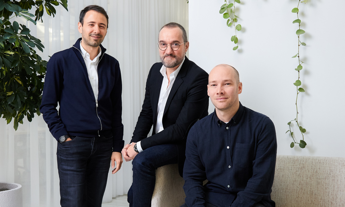 Our Clippings founders introduce Franck Zayan as new CEO