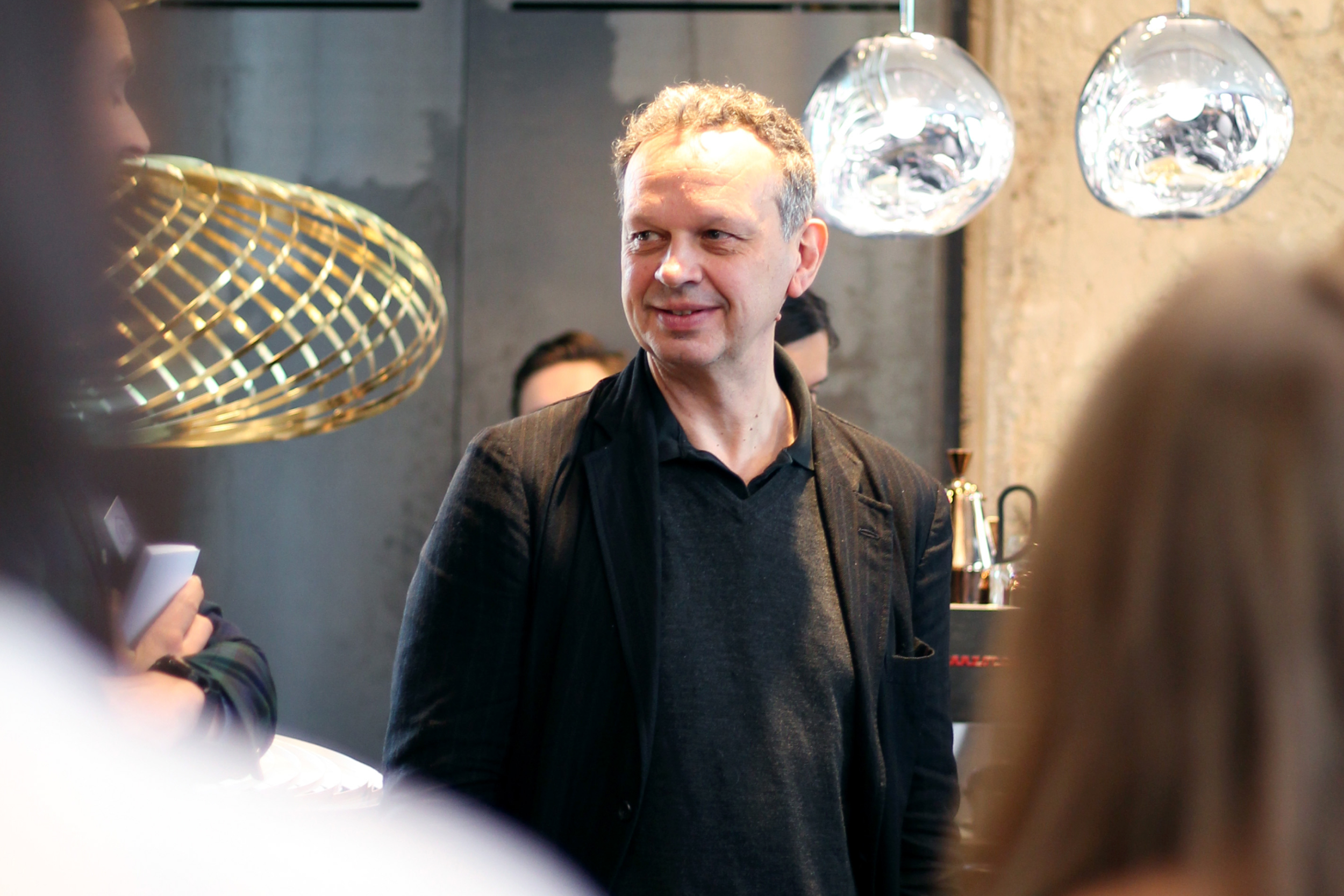 Breakfast Insights at The Coal Office with Tom Dixon