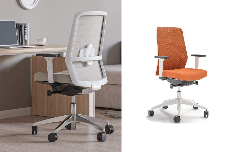Orange Task Chair