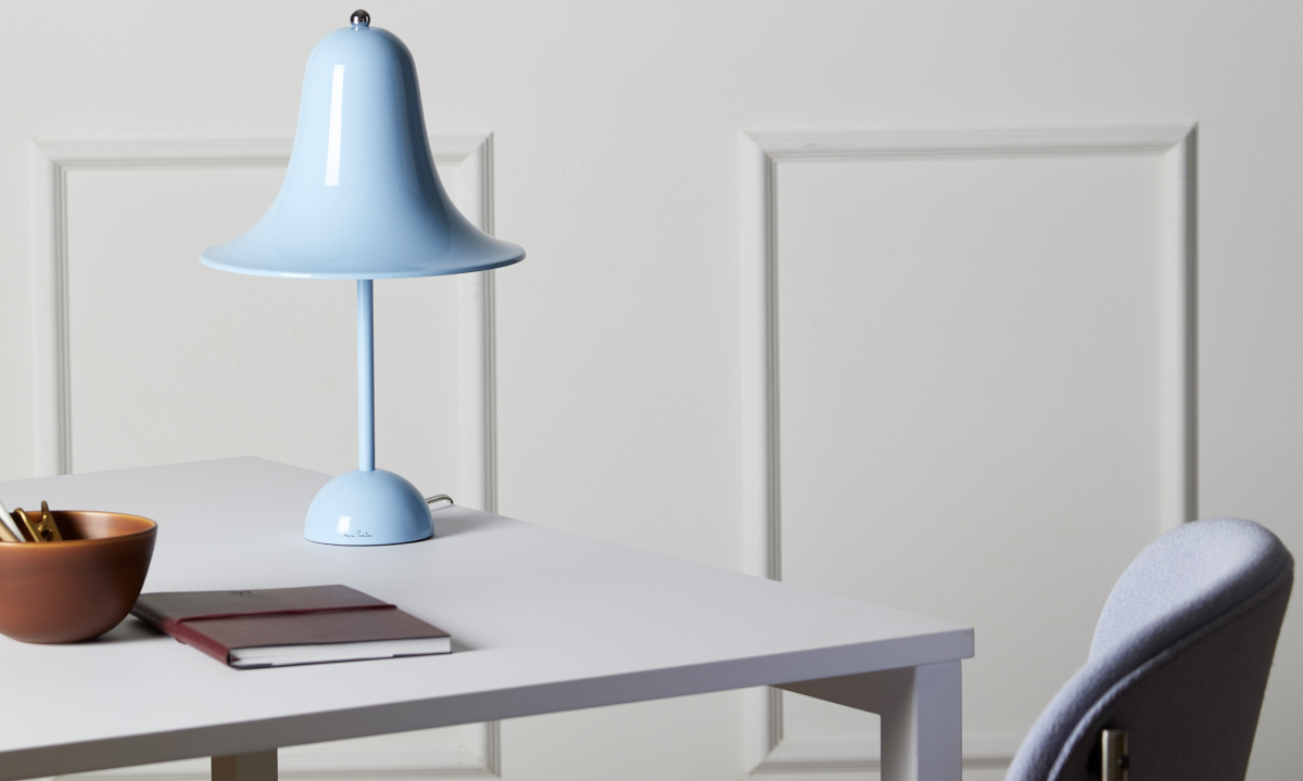 Our favourite new table and floor lights this spring
