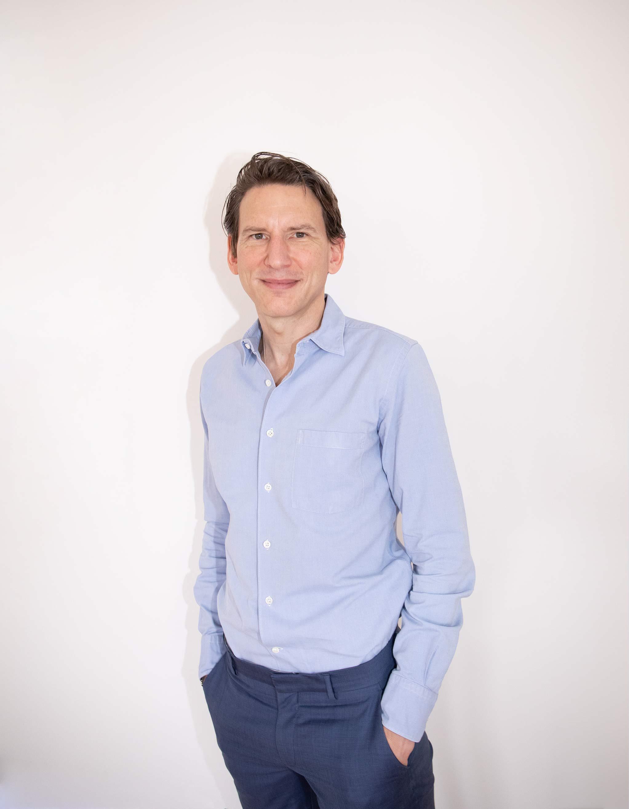 Portrait von Ulrich Baumgartner