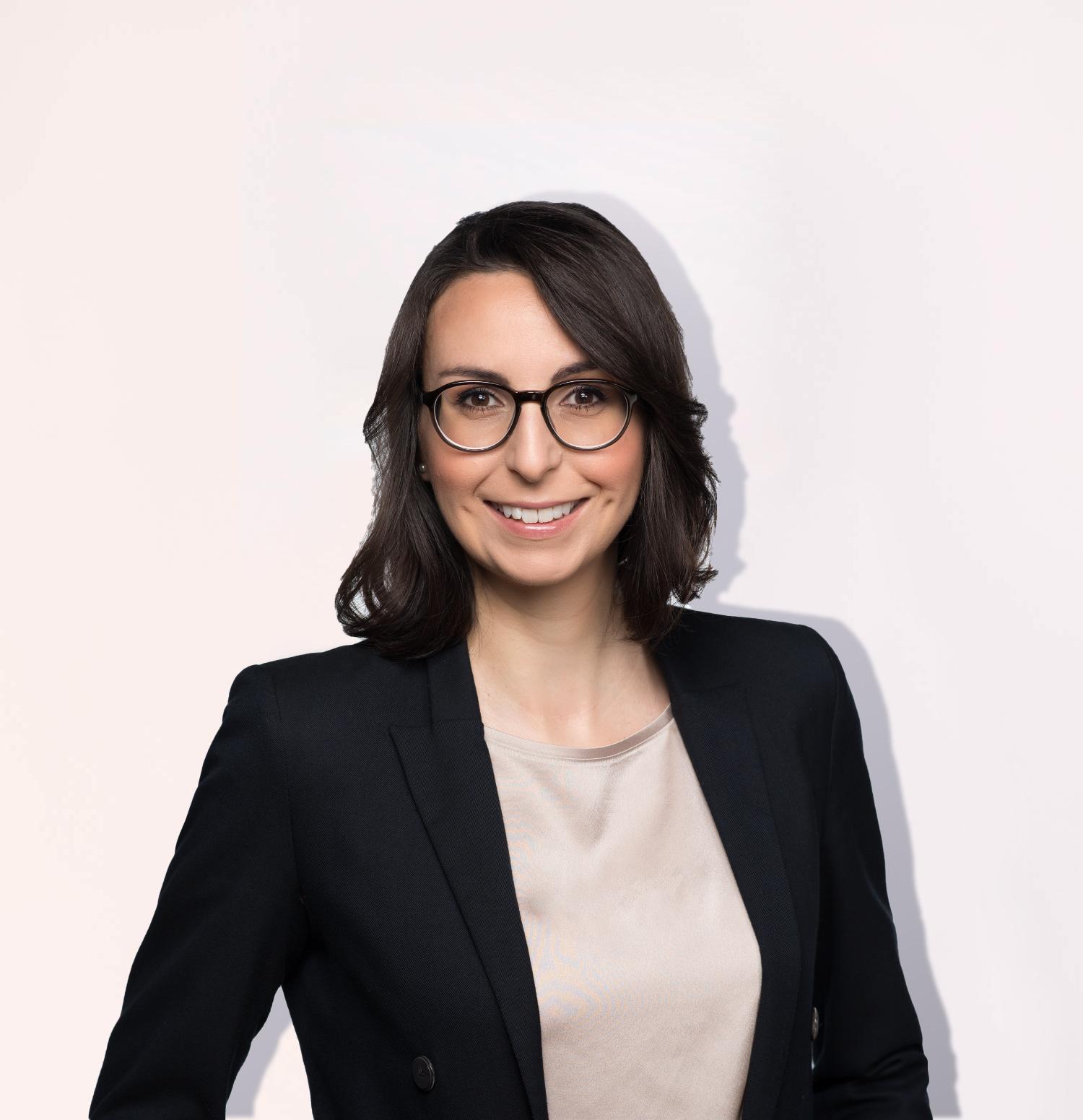 Portrait von Eleni Alexiou