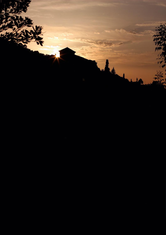 deia sunset