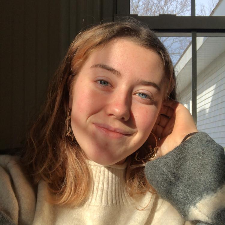 Headshot of Rachel Harrell.