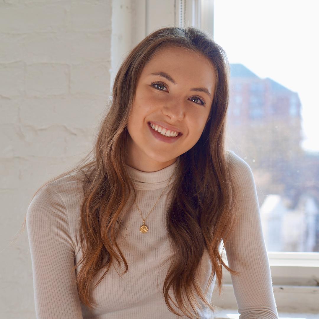 Headshot of Rachel Domb.