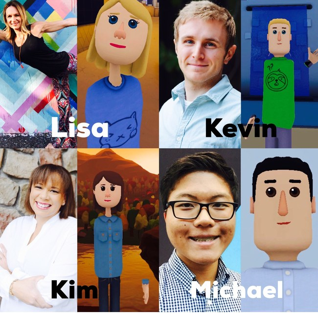 Our Instructors and Their Avatars