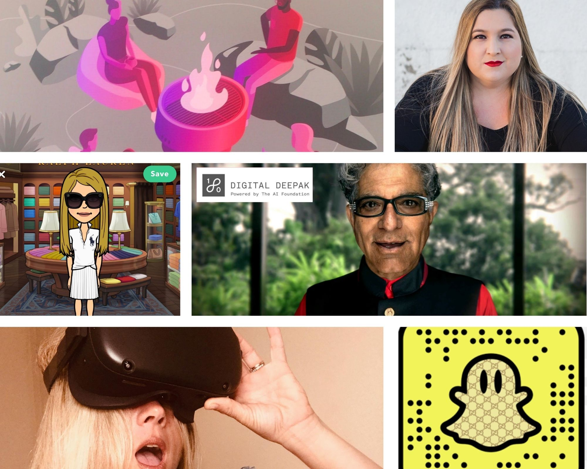 PR Realities With AR, AI and VR