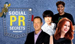 Lisa Buyer Launches Podcast: Social PR Secrets