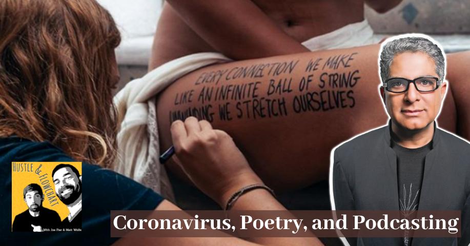 Coronavirus, Poetry, and Podcasting