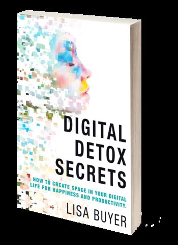 Lisa Buyer's Digital Detox Secrets Book