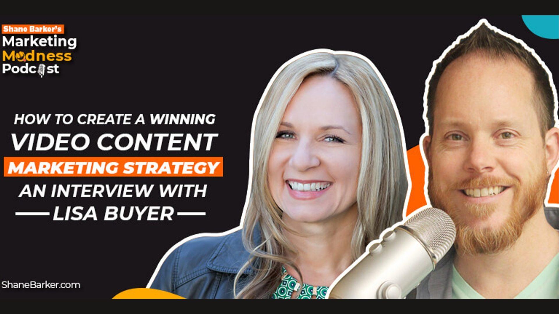 PR Disruptor Lisa Buyer Talks Marketing Madness with Shane Barker