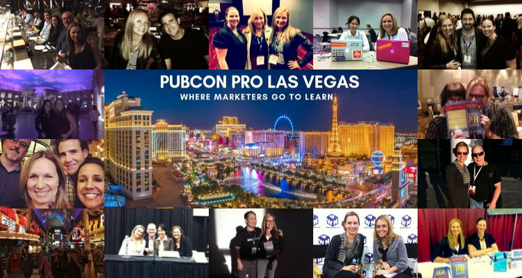 Lisa Buyer Speaks at Pubcon 11 Years in a Row