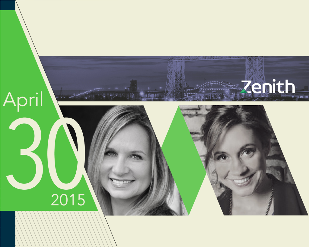 Zenith Social Media Conference: Lisa Buyer and Joanna Lord to Keynote