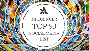 Top 50 Social Influencers List By Cision