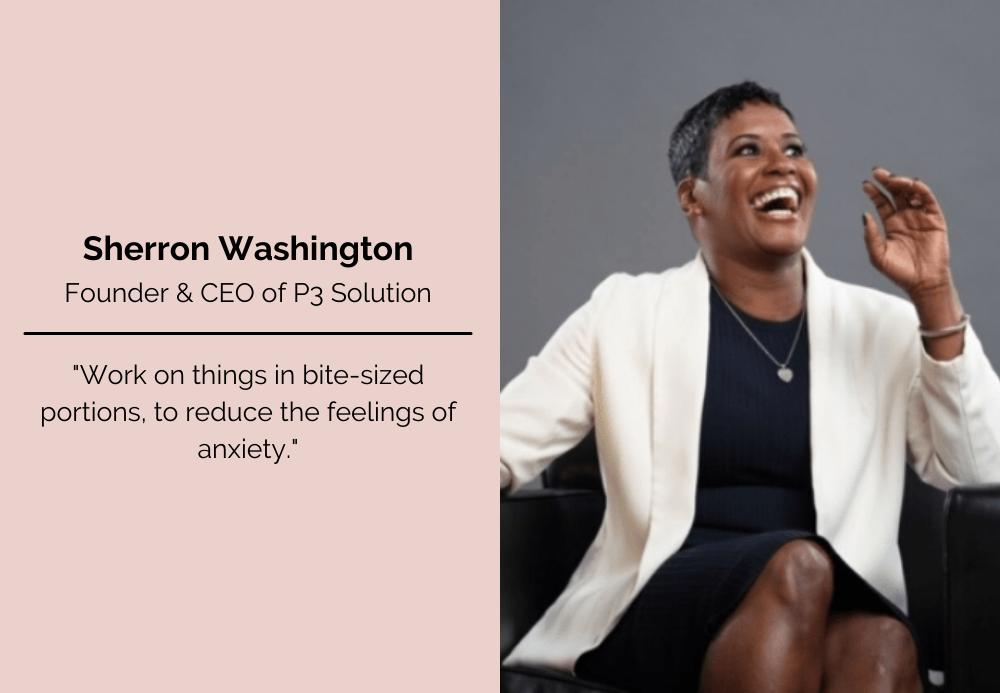 Sherron Washington - the marketing whisperer
