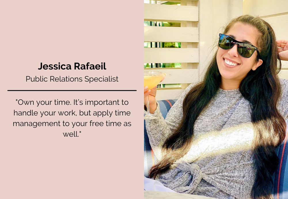 Jessica Rafaeil Helps Black-Owned Business and Entrepreneurs