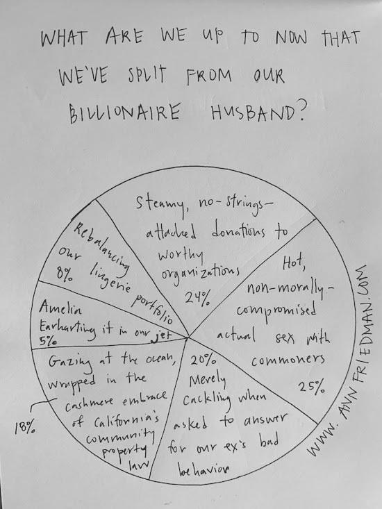 ann friedman pie chart