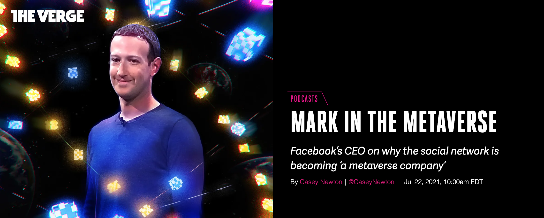 Mark in the Metaverse
