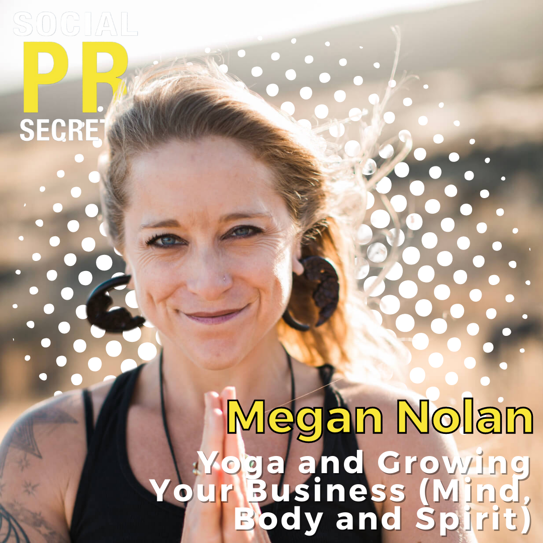 megan nolan on yoga and growing tour business, mind, body and spirit